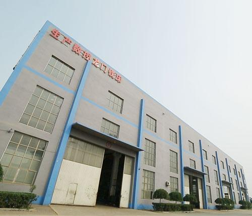 Botou Jianxin Casting Tools Factory Workshop