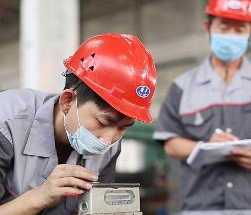 Botou Jianxin Casting Tools Test