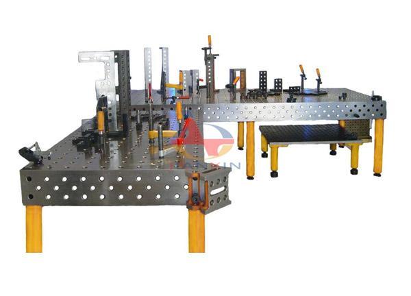 Cast Iron 3 Dimensional Welding Table D28