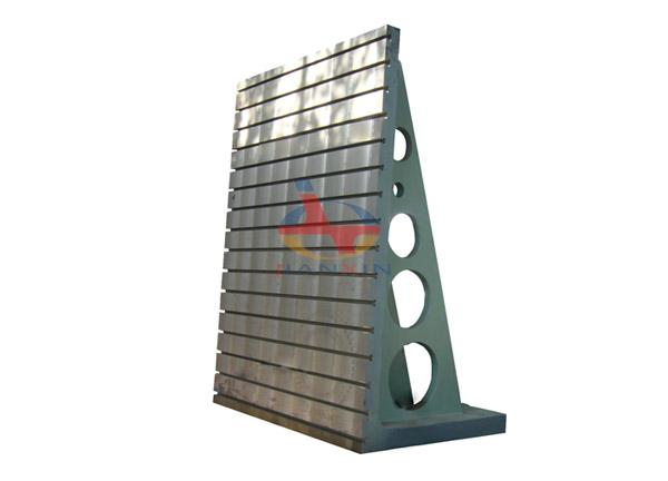 Cast iron T-slot Angle Plate