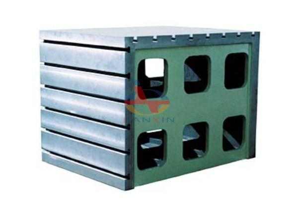 High Quality Cast Iron Square Box with T Grooves