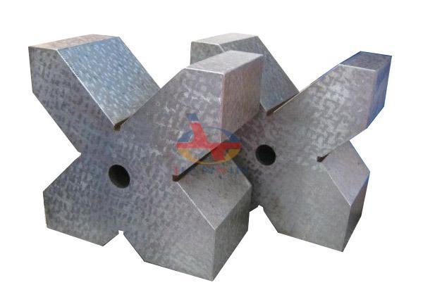 Cast iron V Shape Block