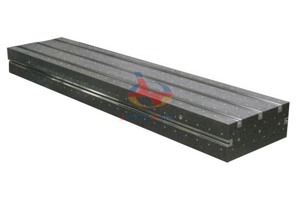 Granite Surface Plate with T Slot