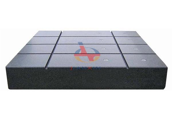 T Slot Granite Surface Plate
