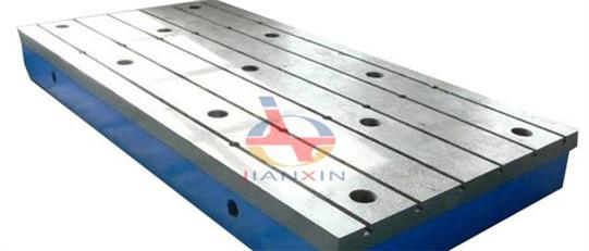 Cast Iron Surface Plate Operating Procedures