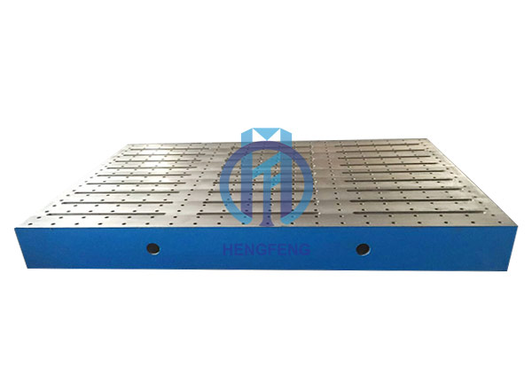 Riveting and Welding Cast Iron Surface Plate