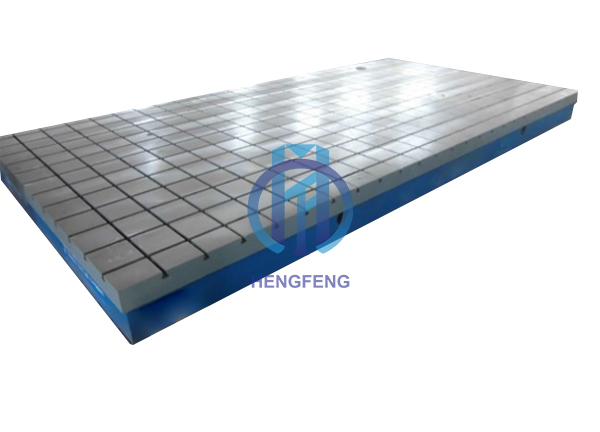 Cast Iron Surface Plate for Assembling
