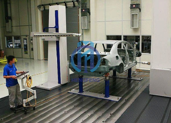 Cast Iron Surface Plate for Coordinate Measuring Machine