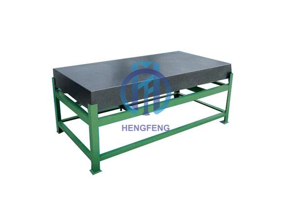 Granite Surface Plate with Stand