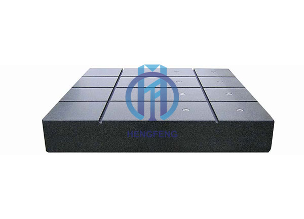 T Slot Granite Surface Plate