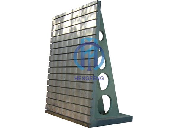Cast iron T-slot Angle Plate