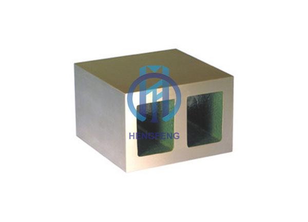 Cast Iron Square Box