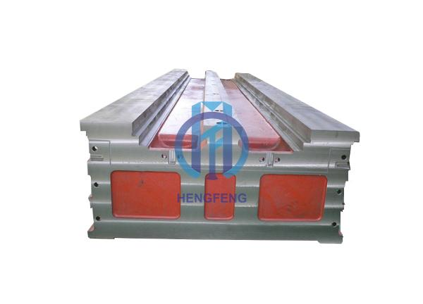 Cast Iron Surface Plate for Machine Tools